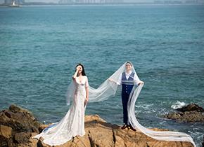Mr.沈 & Ms.朱(纽约纽约海南三亚旅拍)婚纱摄影照