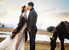 Mr.彭 & Ms.胡(纽约纽约旗舰店)婚纱摄影照