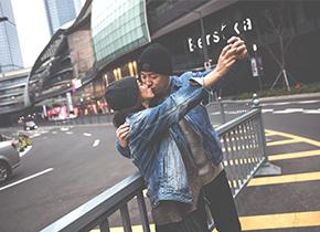 Mr.蒋 & Ms.钱(纽约纽约旗舰店)婚纱摄影照
