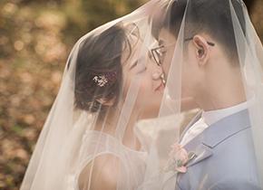 Mr.朱 & Ms.陆(纽约纽约VIP尊荣馆)婚纱摄影照