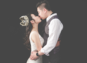 Mr.王 & Ms.张(纽约纽约旗舰店)婚纱摄影照