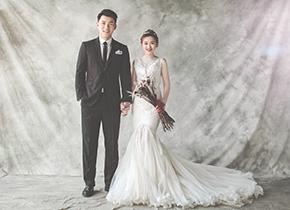 Mr.程 & Ms.张(纽约纽约最新客照)婚纱摄影照