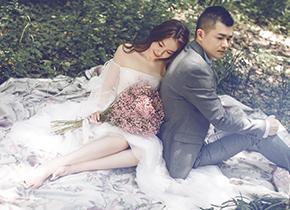 Mr.高 & Ms.孙(纽约纽约最新客照)婚纱摄影照
