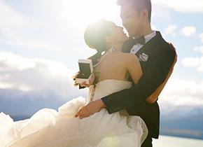 Mr.邵 & Ms.周(纽约纽约最新客照)婚纱摄影照