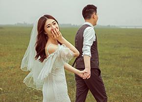 Mr.陈 & Ms.宗(纽约纽约最新客照)婚纱摄影照