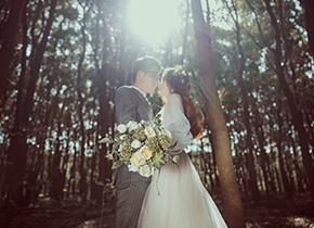Mr.曹 & Ms.陆(纽约纽约最新客照)婚纱摄影照