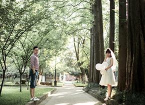 Mr.李 & Ms.陆(纽约纽约最新客照)