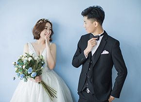 Mr.王 & Ms.陶(纽约纽约最新客照)婚纱摄影照
