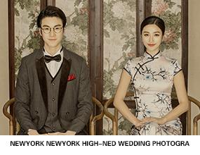 尼娅婚纱摄影照