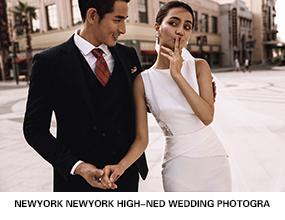 星光大道婚纱摄影照
