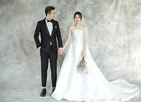 Mr.郭 & Ms.白(纽约纽约最新客照)婚纱摄影照