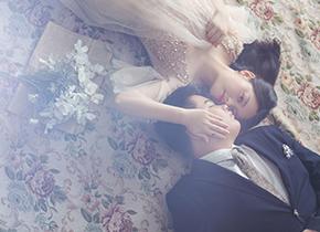 Mr.黄 & Ms.柴(纽约纽约最新客照)婚纱摄影照