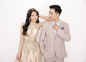 Mr.朱 & Ms.范(纽约纽约最新客照)婚纱摄影照