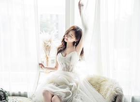 个人写真 Ms.吴(纽约纽约最新客照)婚纱摄影照