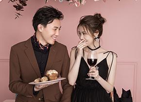 Mr.刘 & Ms.任(纽约纽约最新客照)婚纱摄影照