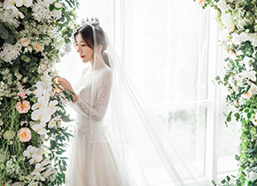 Mr.施 & Ms.余(纽约纽约最新客照)婚纱摄影照