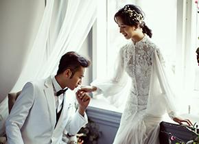 Mr.孙 & Ms.陈(纽约纽约最新客照)婚纱摄影照