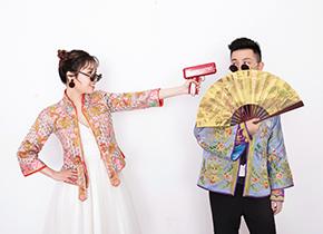 Mr.卢 & Ms.杨(纽约纽约最新客照)婚纱摄影照