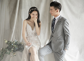 Mr.冯 & Ms.黄(纽约纽约最新客照)婚纱摄影照