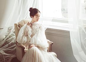 Mr.钱 & Ms.周(纽约纽约最新客照)婚纱摄影照