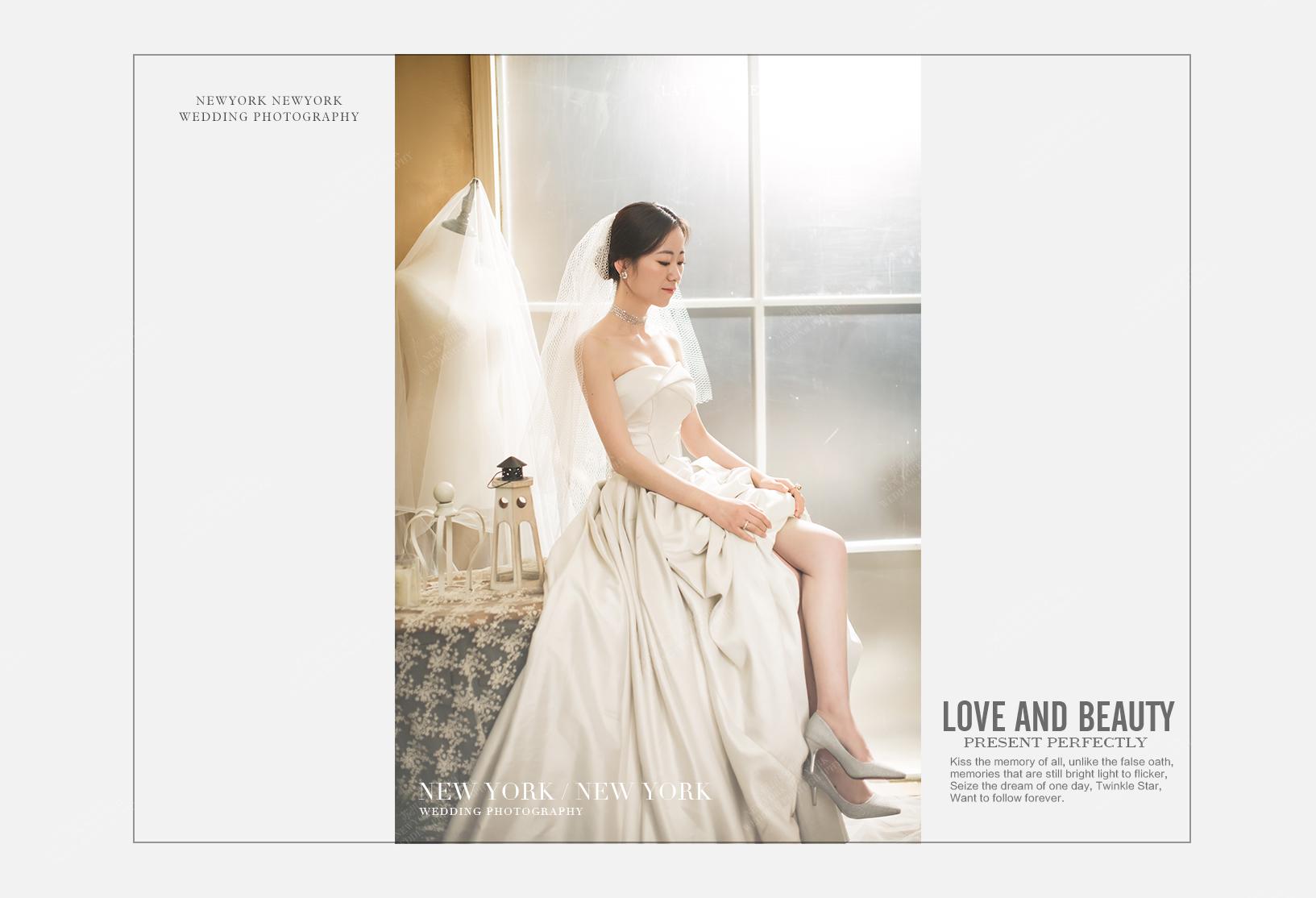 Mr.陆 & Ms.张(纽约纽约最新客照)婚纱摄影照