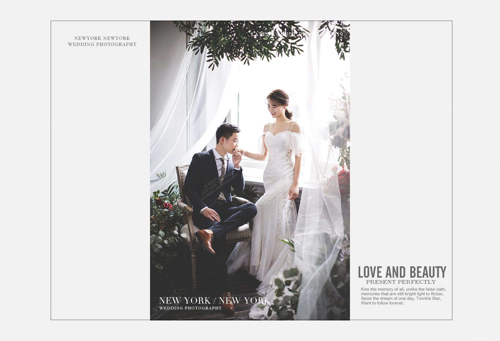 Mr.邓 & Ms.杨(纽约纽约最新客照)婚纱摄影照