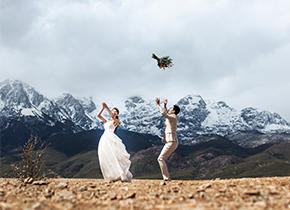 Mr.许 & Ms.叶(苏州纽约纽约丽江旅拍)婚纱摄影照