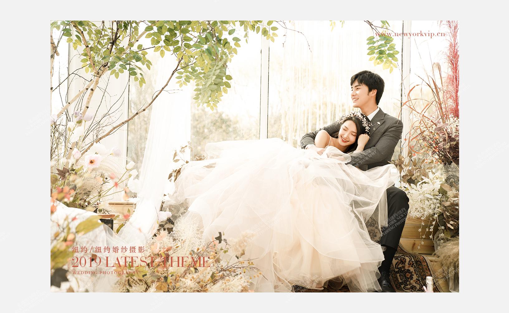 爱葛妮丝 Agnes系列婚纱摄影照
