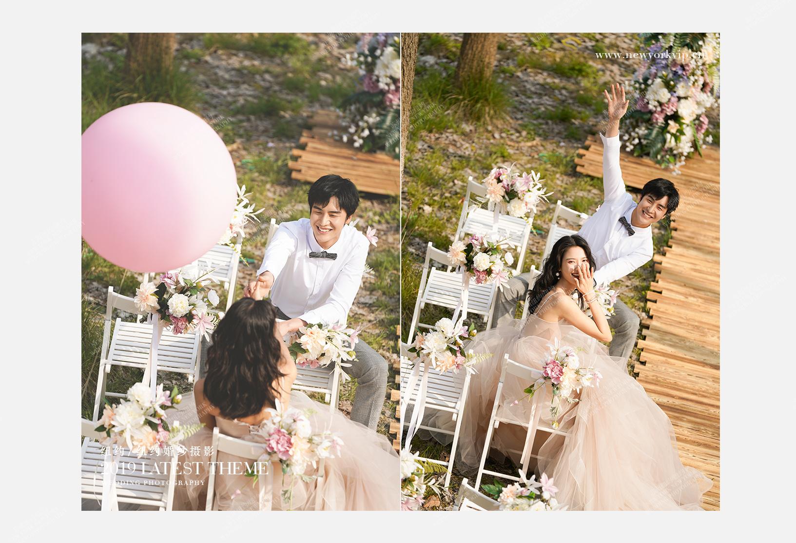 梦娜 Mona系列婚纱摄影照