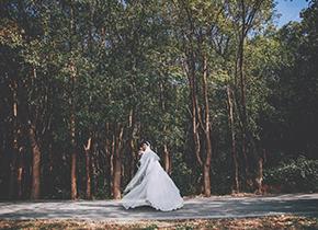 Mr.周 & Ms.肖(纽约纽约最新客照)婚纱摄影照