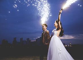 Mr.赵 & Ms.罗(纽约纽约最新客照)婚纱摄影照