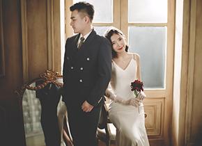 Mr.李 & Ms.徐(纽约纽约最新客照)婚纱摄影照