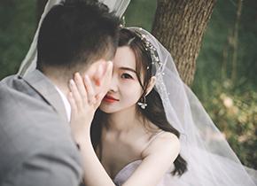 Mr.殷 & Ms.倪(纽约纽约最新客照)婚纱摄影照