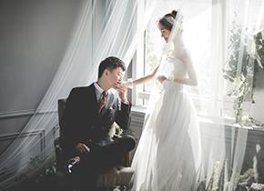 Mr.史 & Ms.崔(纽约纽约最新客照)婚纱摄影照