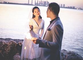 Mr.张 & Ms.刘(纽约纽约最新客照)
