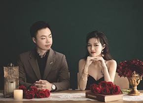Mr.李 & Ms.殷(纽约纽约最新客照)婚纱摄影照