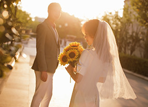 Mr.唐 & Ms.黄(纽约纽约最新客照)婚纱摄影照