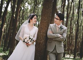 Mr.潘 & Ms.贾(纽约纽约最新客照)婚纱摄影照