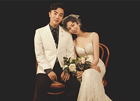 Mr.高 & Ms.殷(纽约纽约最新客照)婚纱摄影照