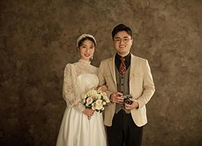 Mr.赵 & Ms.杨(纽约纽约最新客照)婚纱摄影照