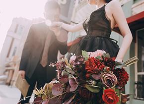 Mr.赵 & Ms.徐(纽约纽约最新客照)婚纱摄影照