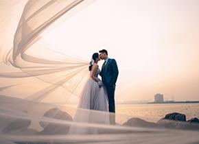 Mr.顾 & Ms.孙(纽约纽约最新客照)婚纱摄影照