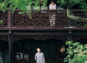 Mr.童 & Ms.王(纽约纽约最新客照)婚纱摄影照