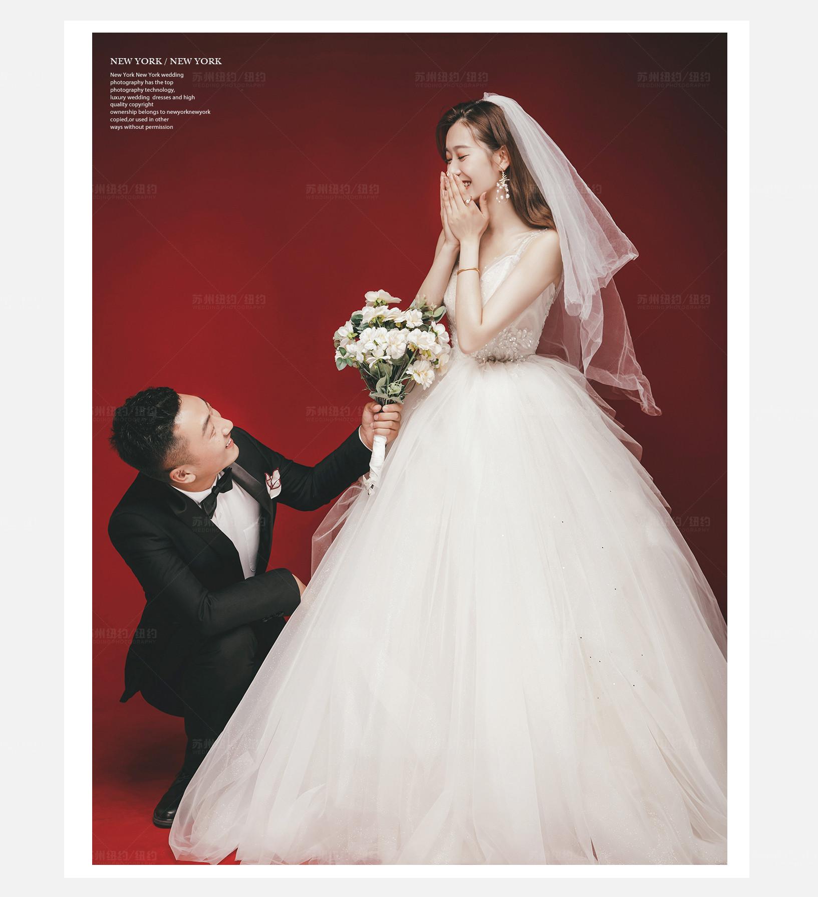 Mr.施 & Ms.方(纽约纽约最新客照)婚纱摄影照