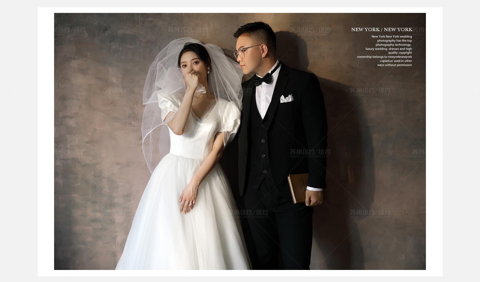 Mr.邢 & Ms.朱(纽约纽约最新客照)婚纱摄影照