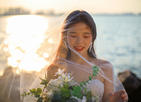 Mr.敬 & Ms.邹(纽约纽约最新客照)婚纱摄影照