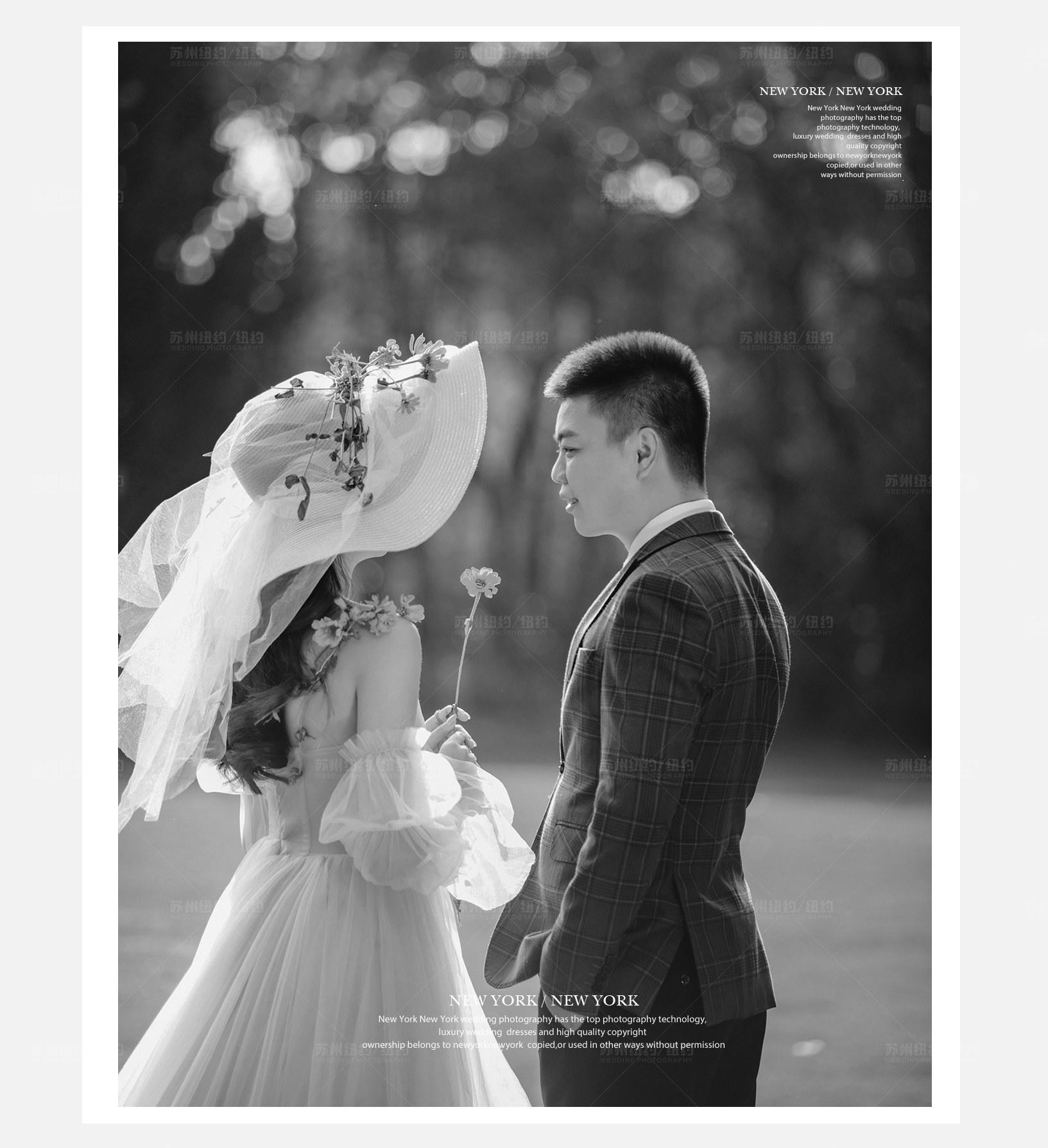 Mr.姚 & Ms.牛(纽约纽约最新客照)婚纱摄影照