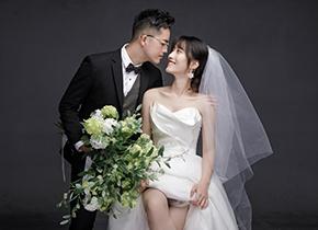 Mr.曹 & Ms.张(纽约纽约最新客照)婚纱摄影照