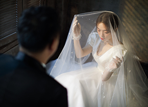 Mr.梁 & Ms.汤(纽约纽约最新客照)婚纱摄影照