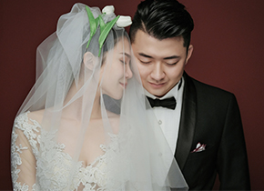 Mr.李 & Ms.陶(纽约纽约最新客照)婚纱摄影照